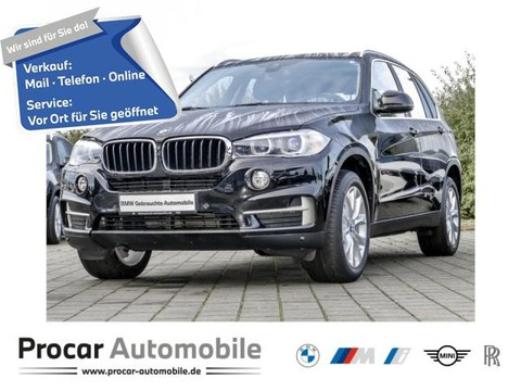 BMW X5 sDrive25d Driving Assistant