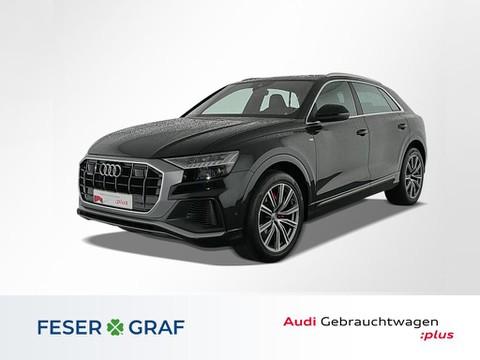 Audi Q8 55TFSI 3x S Line Sitzbel Mass 21