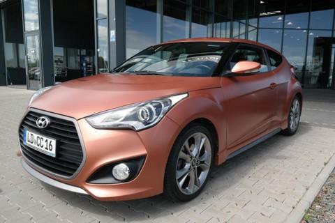 Hyundai Veloster 1.6 Turbo Style MATT