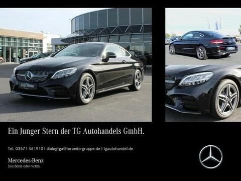 Mercedes C 200 Coupé 2x AMG Line