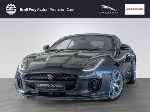 Jaguar F-Type 2.0 Coupe R-Dynamic Black Pack