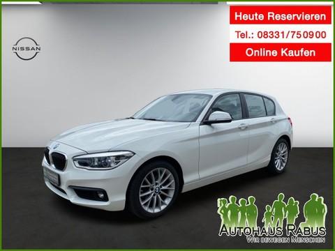 BMW 118 1.5 i BMW 118i Lim 5-trg