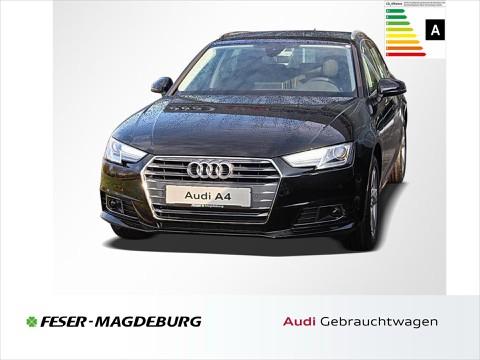 Audi A4 2.0 TDI Avant sport Businesspaket