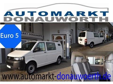 Volkswagen T5 Transporter 2.0 TDI Sonstige andere Kombi Mixto