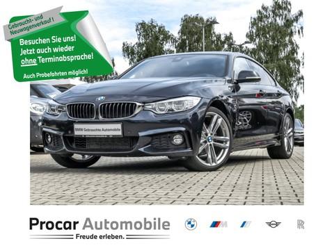 BMW 420 d xDrive Gran Coupé M-Sportpaket HiFii