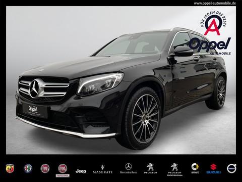 Mercedes-Benz GLC 350 d AMG EASY-PR