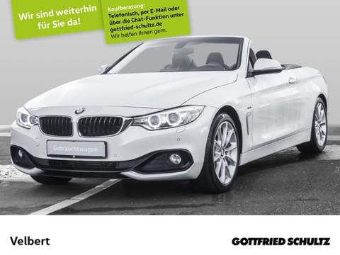 BMW 420 d CABRIO