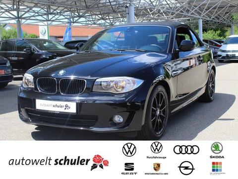 BMW 118 d Cabrio Advantage Paket