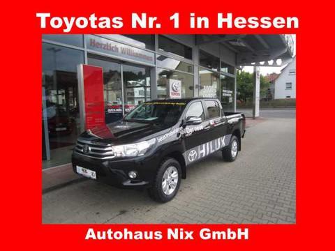 Toyota Hilux 2.4 D-4D Double Cab Comfort &