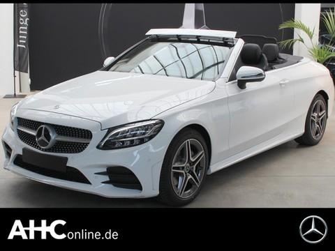Mercedes-Benz C 180 Cabriolet AMG SPUR-P