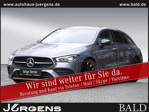 Mercedes-Benz CLA 250 SB Edition1 AMG Prem Burm