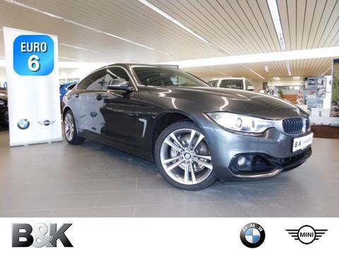 BMW 435 d Gran Coupé xDrive Sport