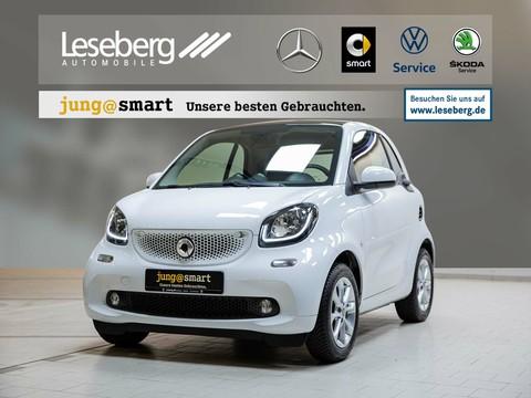 smart ForTwo passion coupé