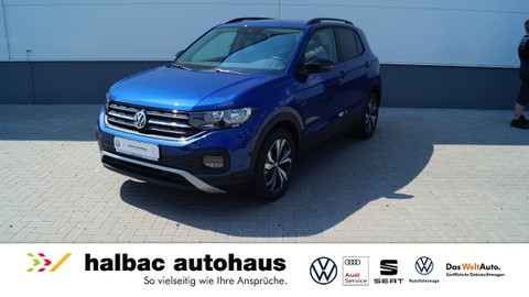 Volkswagen T-Cross 1.5 TSI LIFE APPCONN TEM