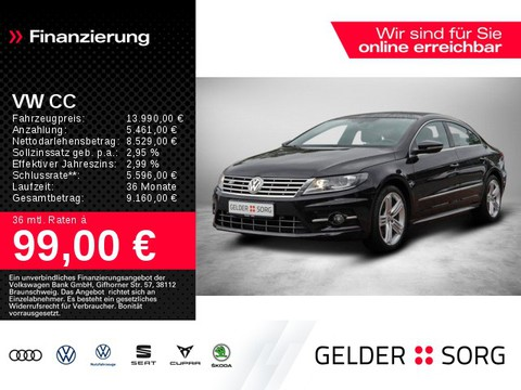 Volkswagen CC 2.0 TDI R-Line