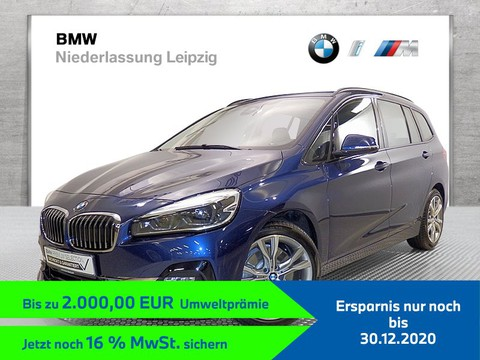 BMW 218 Gran Tourer d xDrive Luxury Line HiFi