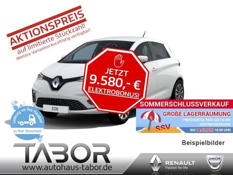 Renault ZOE INTENS R1E50 inkl 9580 EUR Förderung
