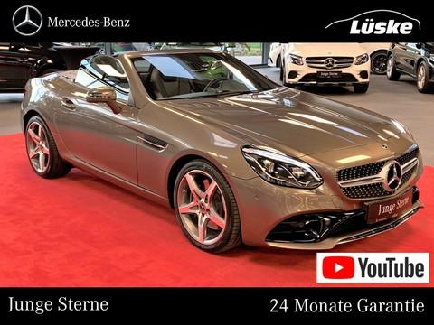 Mercedes SLC 250 d AMG line Park HarmanKardon remote