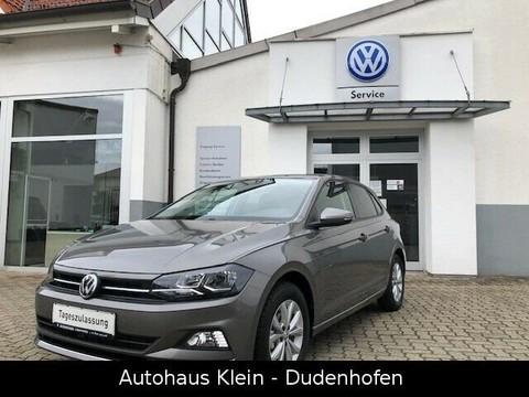 Volkswagen Polo 1.0 TSI OPF 70kW Display