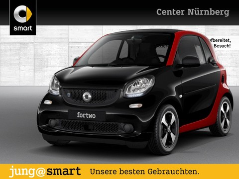 smart ForTwo coupé 60kWed passion