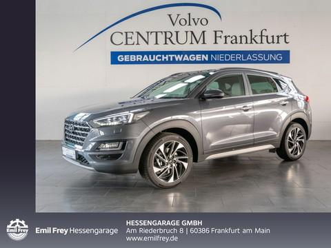 Hyundai Tucson 1.6 Premium ASCC Glasd