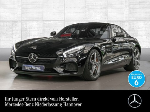 Mercedes AMG GT S Cp Perf-Sitze Perf-Abgas