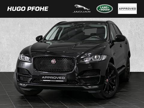 Jaguar F-Pace Prestige 30d AWD TWA Ambiente Black-Pack