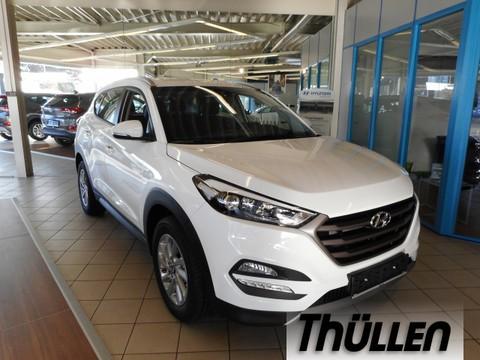 Hyundai Tucson 1.7 CRDI Trend 7