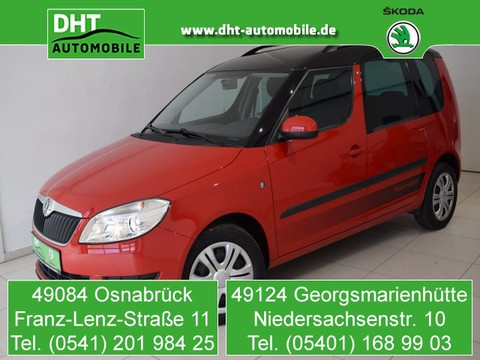 Skoda Roomster 1.4 Style Plus Edition