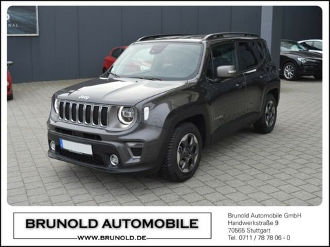 Jeep Renegade 1.3 l T-GDI MY19 Limited (150PS) 4x2