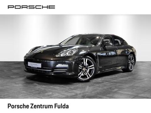 Porsche Panamera 4 - Platinumückfahrkamera