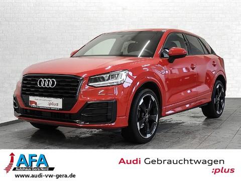 Audi Q2 1.4 TFSI Sport S-Line 19Zoll Opt Schwarz