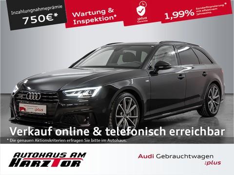 Audi A4 Avant 40 TDI quattro 3x S-line