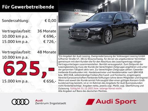 Audi A6 Avant 40 TDI qu