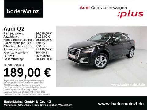 Audi Q2 1.6 TDI Sport SiHei