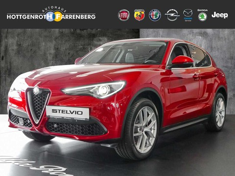Alfa Romeo Stelvio 2.0 Turbo 16V AT8-Q4 First Edition
