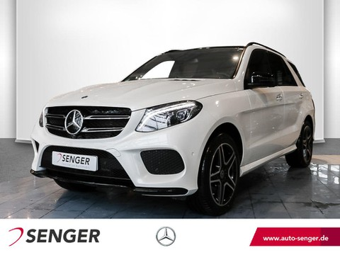 Mercedes GLE 350 d AMG-Line Night Standheizg