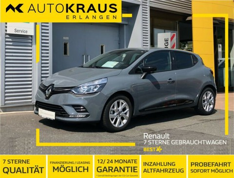 Renault Clio 1.2 IV Limited Deluxe 16V 75