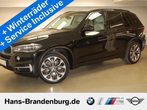 BMW X5 xDrive 40dA neuer Winterradsatz Service Inkl