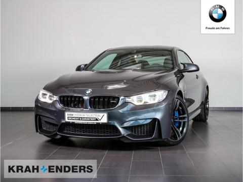 BMW M4 Coupe Spurwechselassistent