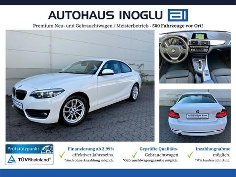 BMW 218 d Coupe Sport-Line Euro6d