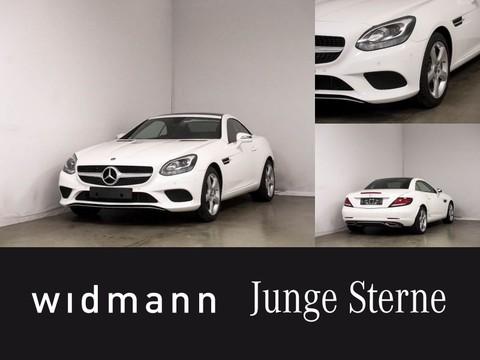 Mercedes SLC 180 Automatik
