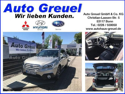 Subaru OUTBACK 2.0 D Lineartronic Sport 17er Modell