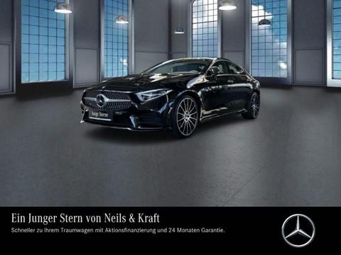 Mercedes-Benz CLS 400 d AMG 20 FAHRASS AKTIV SITZ MULTIBEA