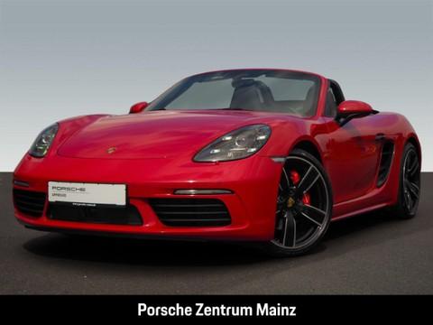 Porsche Boxster 2.5 718 S 20-Zoll