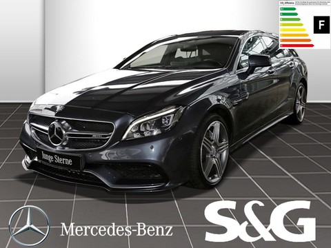 Mercedes CLS 63 AMG Shooting Brake 4 MATIC 19