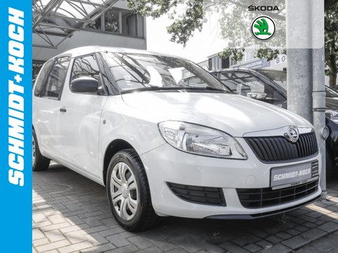 Skoda Roomster 1.2 Active Plus Edition