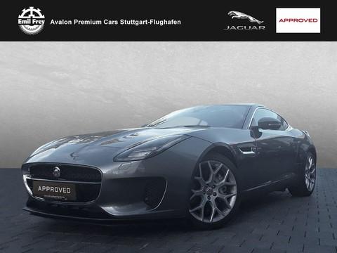 Jaguar F-Type 2.0 Coupe 221ürig