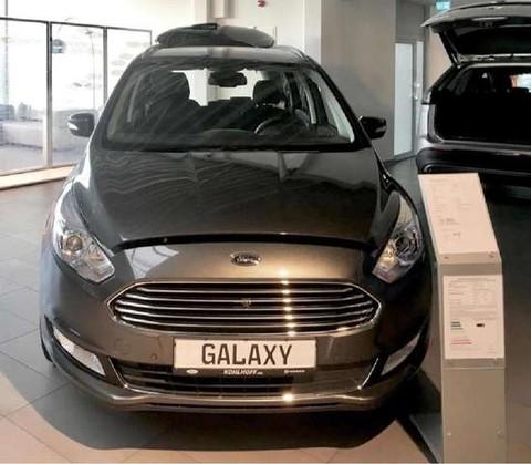 Ford Galaxy Galaxy Titanium