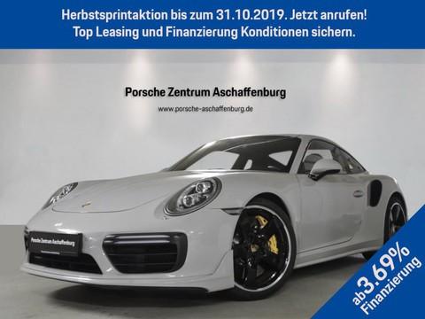 Porsche 911 Turbo S Aerokit Carbon Classic Spur